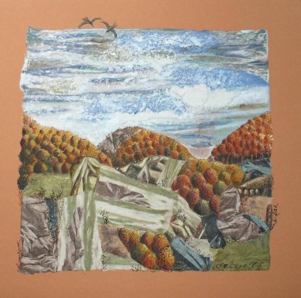 Есенни гори (снимка)